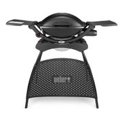 Weber Q2000 Black with Stand - Only £279!