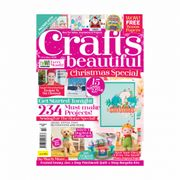 Free 600-Piece Festive Mega Card Kit When You Subscribe to Crafts Beautiful