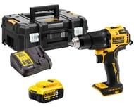 Dewalt DCD709P1T 18V XR Brushless Combi Drill - Only £119.99!