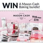 Win a Huge Baking Bundle with Mason Cash and The Range!