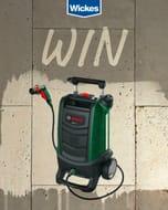 Win a Bosch Fontus GEN II 15L 18V Cordless Pressure Washer!