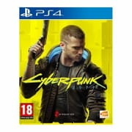 Cyberpunk 2077 PS4 - Only £17.56!