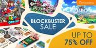 Nintendo eShop Sale: Blockbuster Sale up to 75% Off