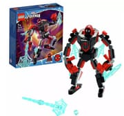 LEGO Marvel Spider-Man Miles Morales Mech Armour Toy - Only £6.75!