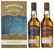Best Ever Price! Tamnavulin Double Cask and Sherry Cask Gift Pack, 2 X 50cl