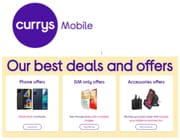 Currys Mobile - Best Deals & Offers