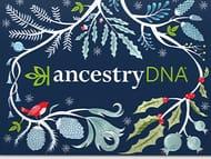 Save £20 AncestryDNA Festive Edition
