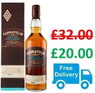 Tamnavulin Speyside Single Malt Scotch Whisky Double Cask ,70cl