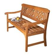 *SAVE £100* Robert Dyas FSC 3-Seater Garden Fence Bench
