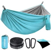 DEAL STACK - Overmont Outdoor Double Layers Camping Hammock German + 5% Coupon
