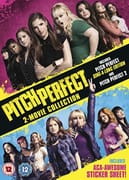 Pitch Perfect 2 Movie Collection - on DVD - £1.70
