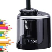 Tihoo Electric Pencil Sharpener, Battery Operated