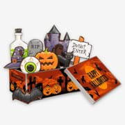 £5 off the Haunted House Tin from Biscuiteers