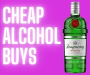 Cheap Alcohol Buys - All with Prime Delivery!