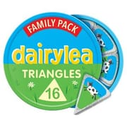 Dairylea Cheese Triangles X16 Rollback