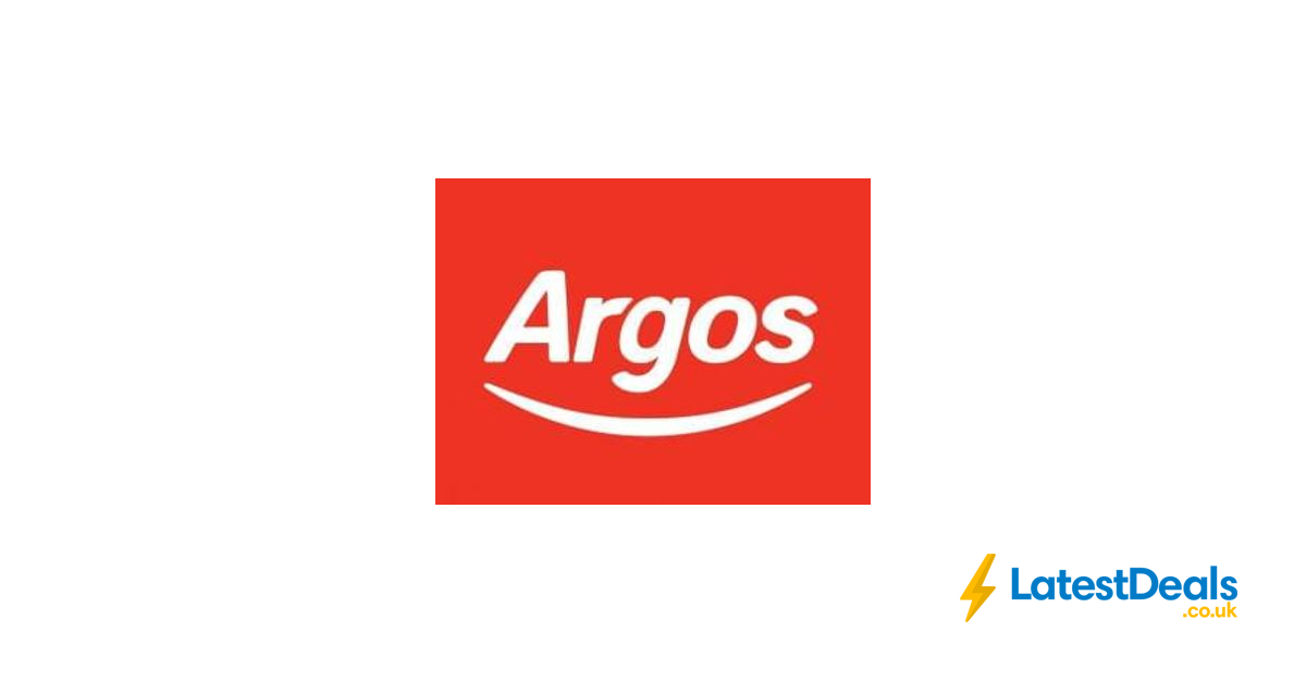 argos ebay outlet store save 80 on argos clearance items. Black Bedroom Furniture Sets. Home Design Ideas