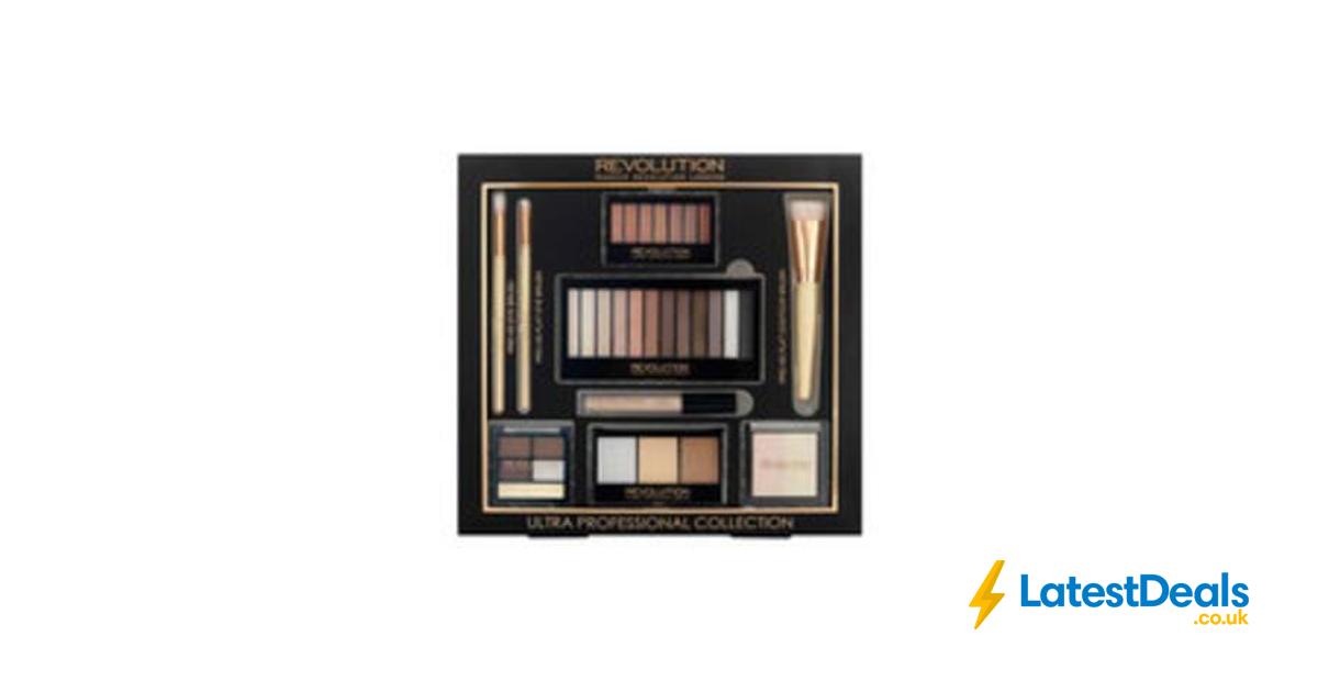 Save 33% On Make-Up Revolution Christmas Set At Superdrug U00a320   LatestDeals.co.uk
