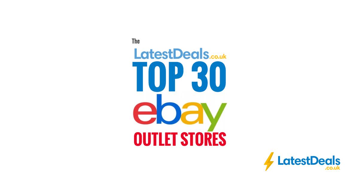 Top 30 eBay Outlet Stores UK — 90% Discount | LatestDeals