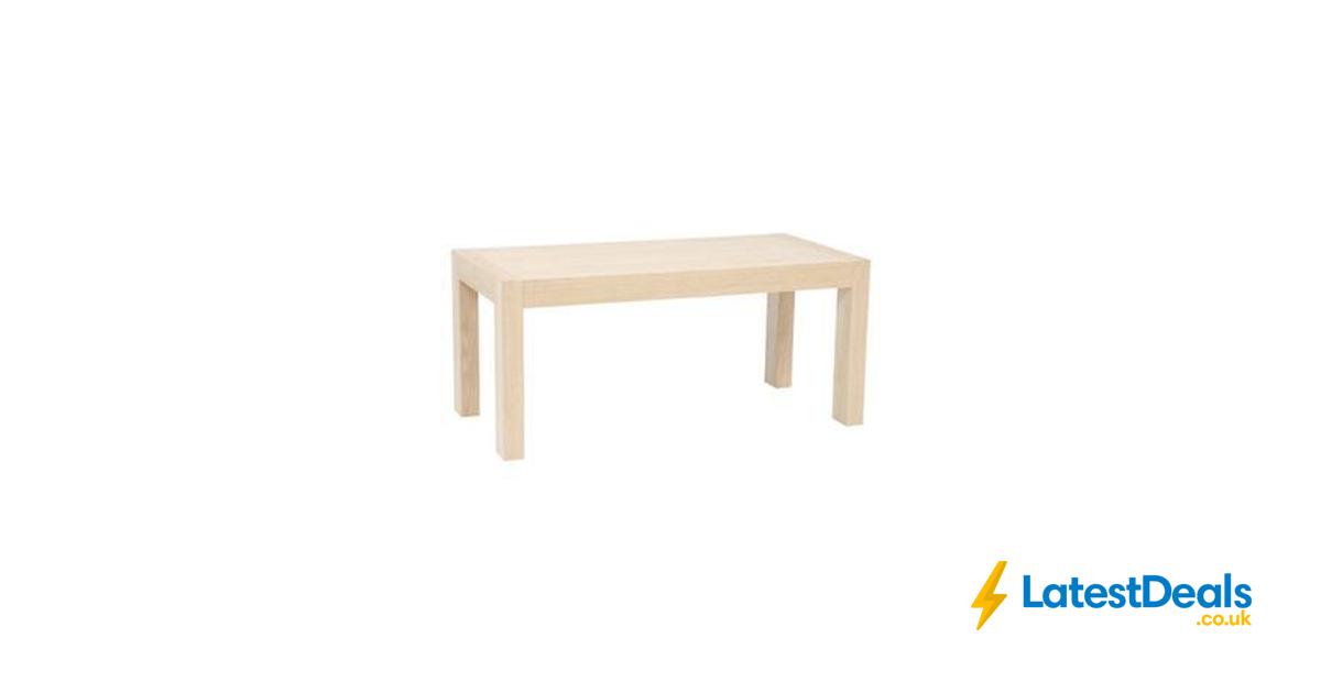 charnwood coffee table oak save 94 35 at tesco. Black Bedroom Furniture Sets. Home Design Ideas