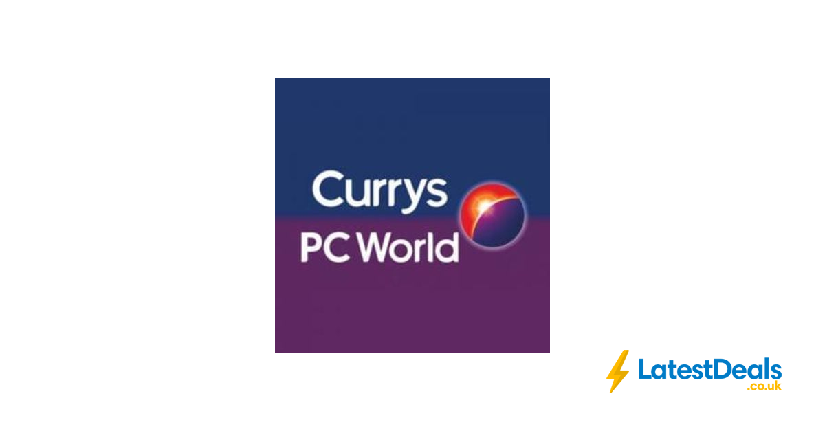 Check out the latest Currys PC World Discount Codes, and Voucher Codes for All deals and offers are tested for your convenience. Remember: Check Groupon First! Currys PC World Discount Codes - Apply At Checkout Now! Save big at Currys PC World with these discount codes and vouchers!
