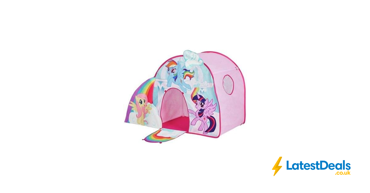 Pop Up My Little Pony Play Tent, £9.99 at Argos