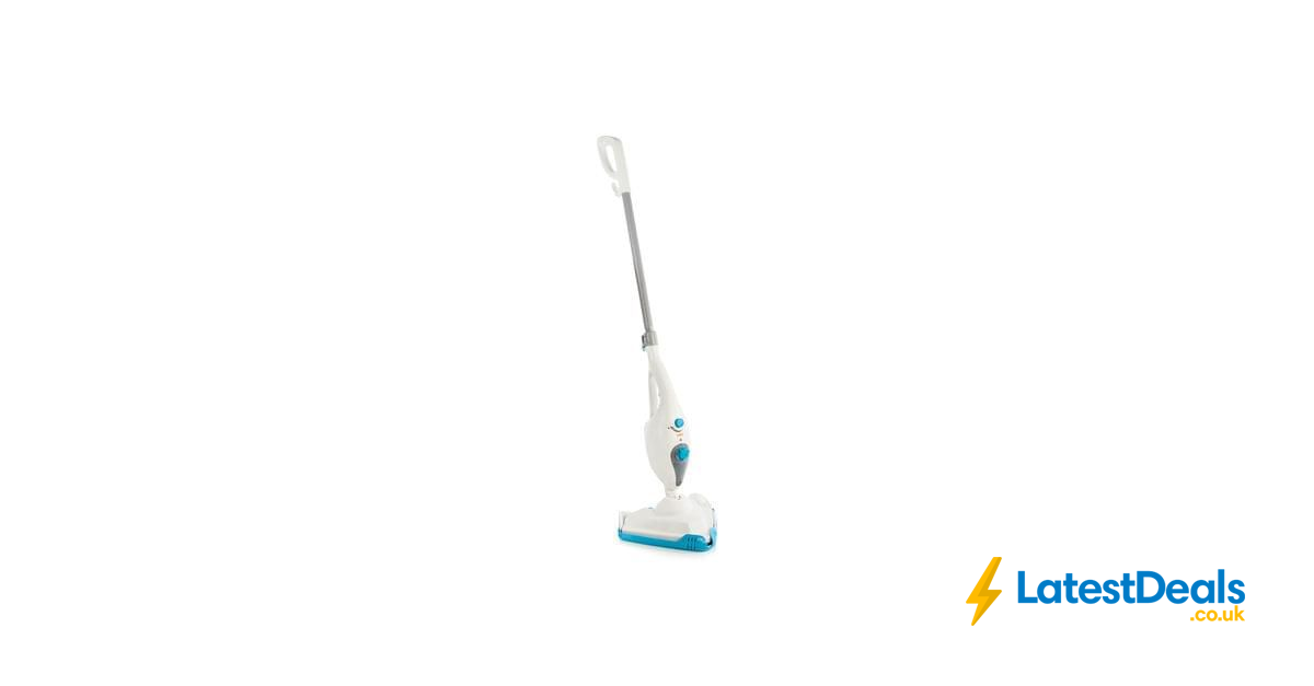 Vax 7 In 1 Steam Mop 163 29 99 At B Amp M Latestdeals Co Uk