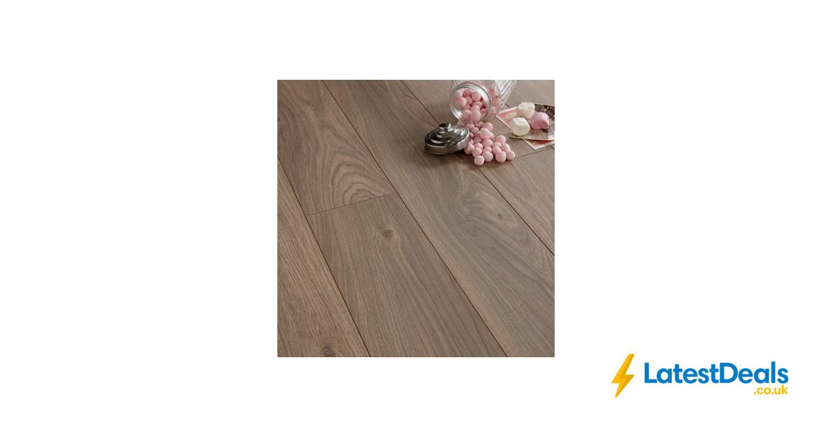 Arpeggio Natural Heritage Oak Effect Laminate Flooring 1 85 M Pack 14 80 At B Q Latestdeals Co Uk
