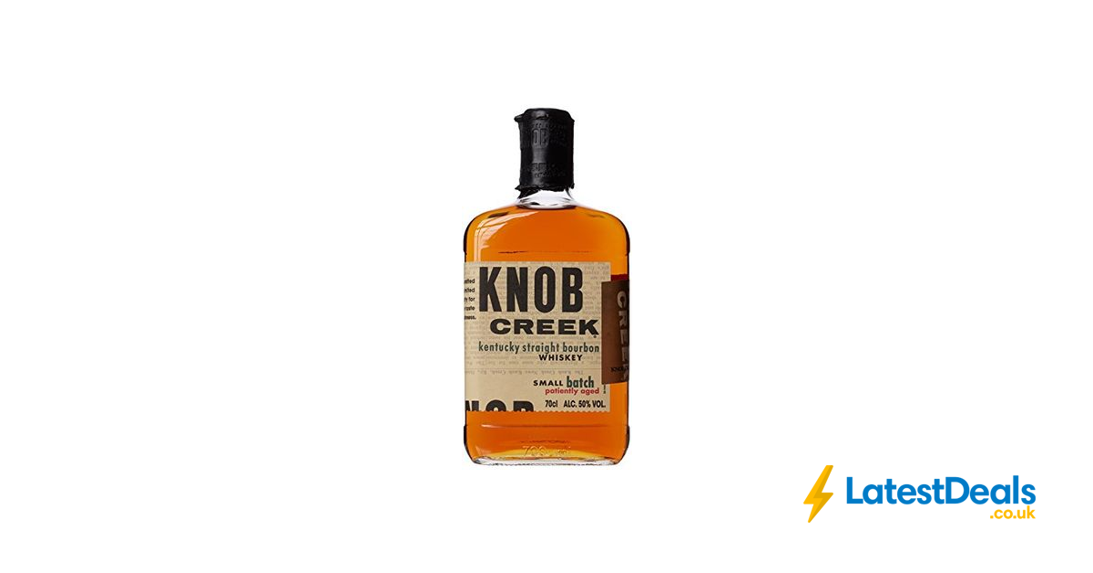 Knob Creek Small Batch Kentucky Straight Whiskey Bourbon