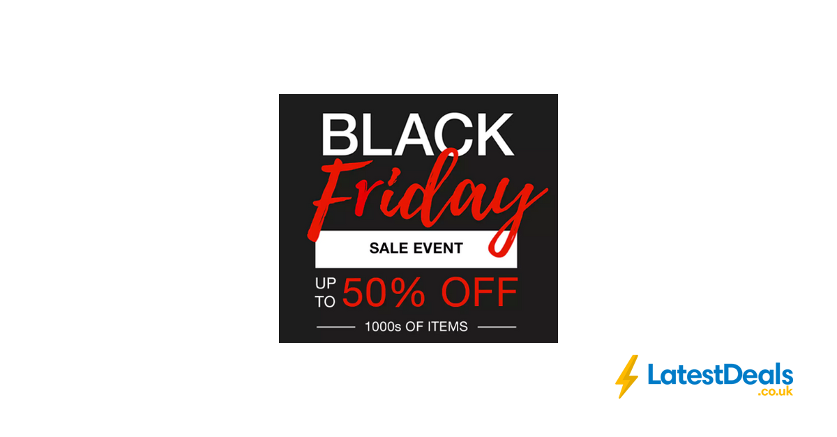 Matalan Black Friday up to 50% off Sale