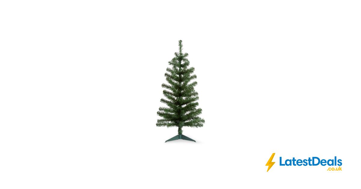 White 3ft Christmas Tree