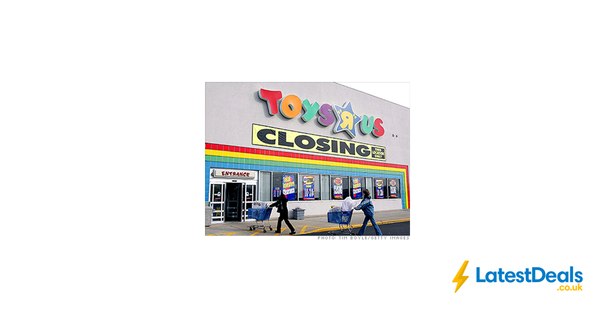 Toys R Us Clearance Sale Items From 6p