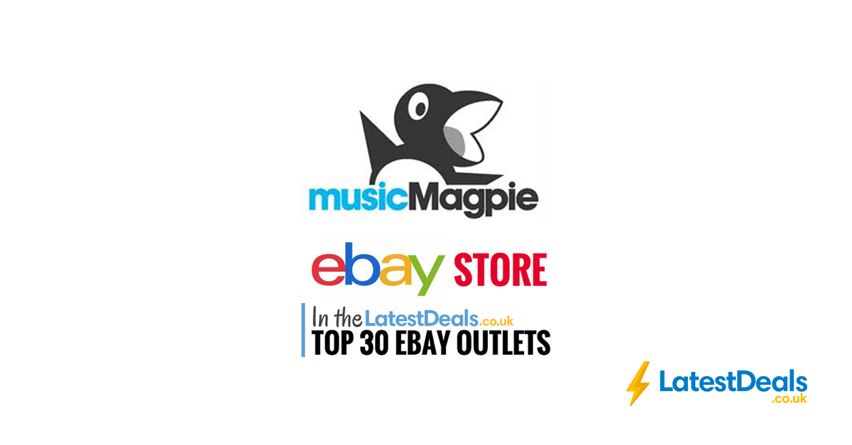 The Official MUSIC MAGPIE eBay Outlet Store | LatestDeals co uk