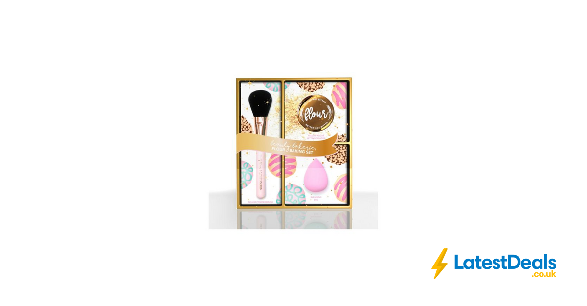 beauty bakerie flour powder set only  u00a320 at boots