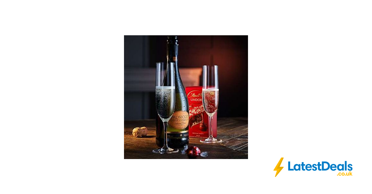 Valentines Special - Chocolates & Prosecco, just £10! at The Co-Op LatestDeals.co.uk