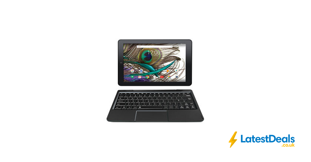 Rca 2 In 1 10 1 Quot Tablet Amp Laptop 163 129 At Asda