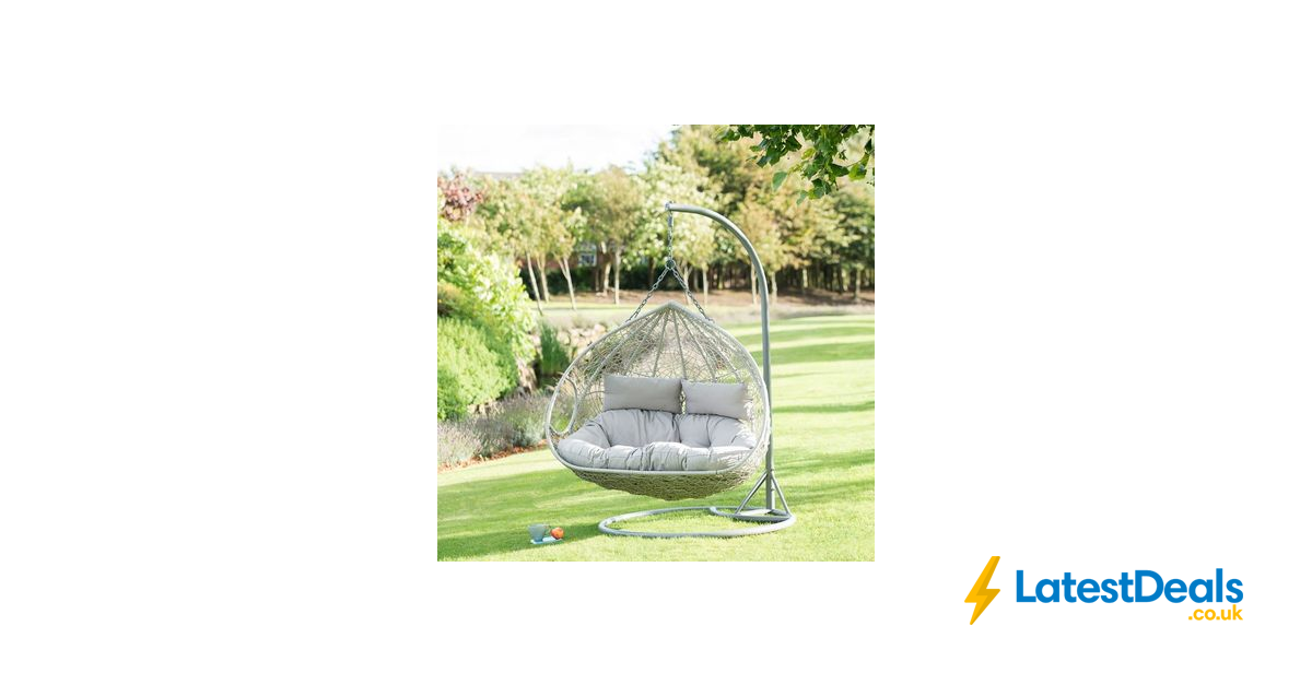 Siena Hanging Snuggle Egg Chair Now 200 00 Was 250 00 Mrrp 500 00 At B M Latestdeals Co Uk