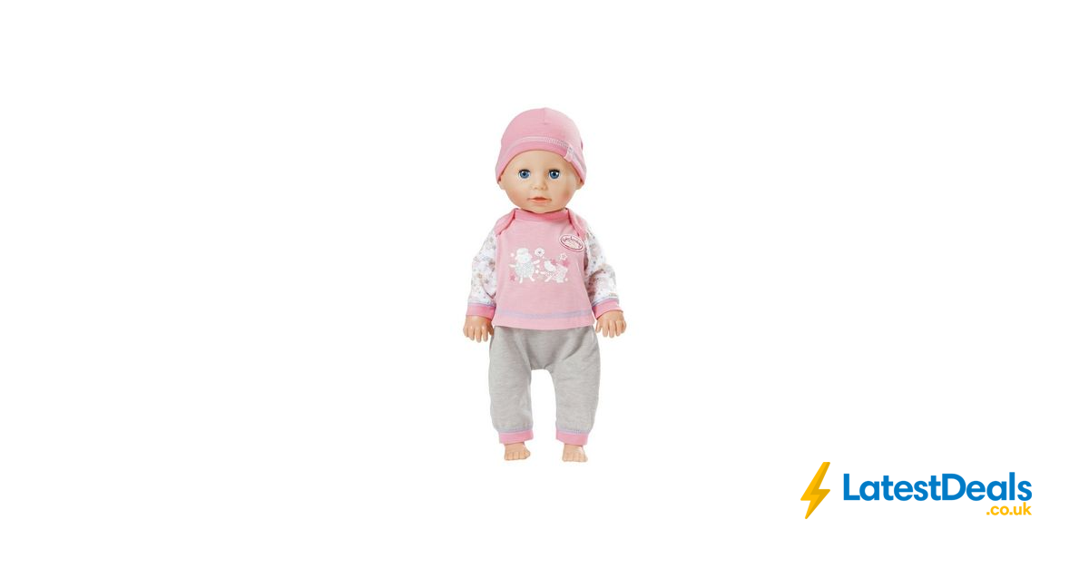 Baby Annabell Learn to Walk, £24.99 at Argos | LatestDeals ...