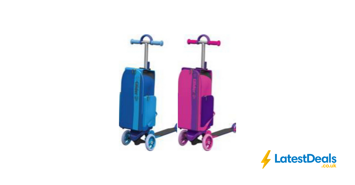 Yvolution Y Glider To Go Xl Backpack Scooter Available In