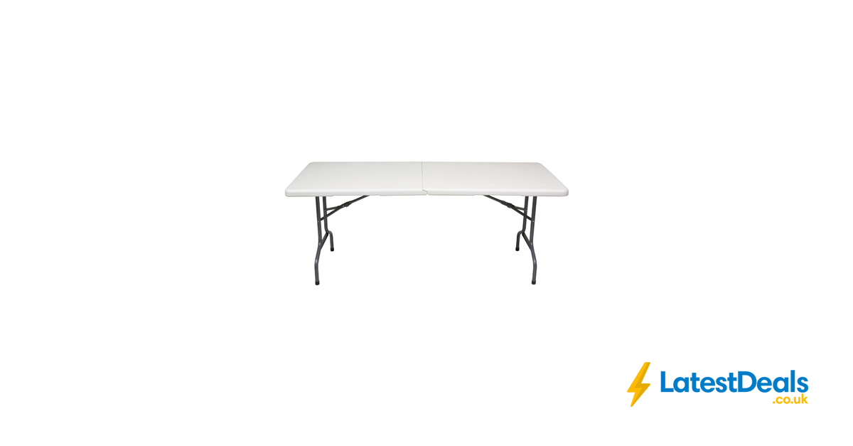 Resin Folding Party Table Save 30 18 38 At Homebase Latestdeals Co Uk