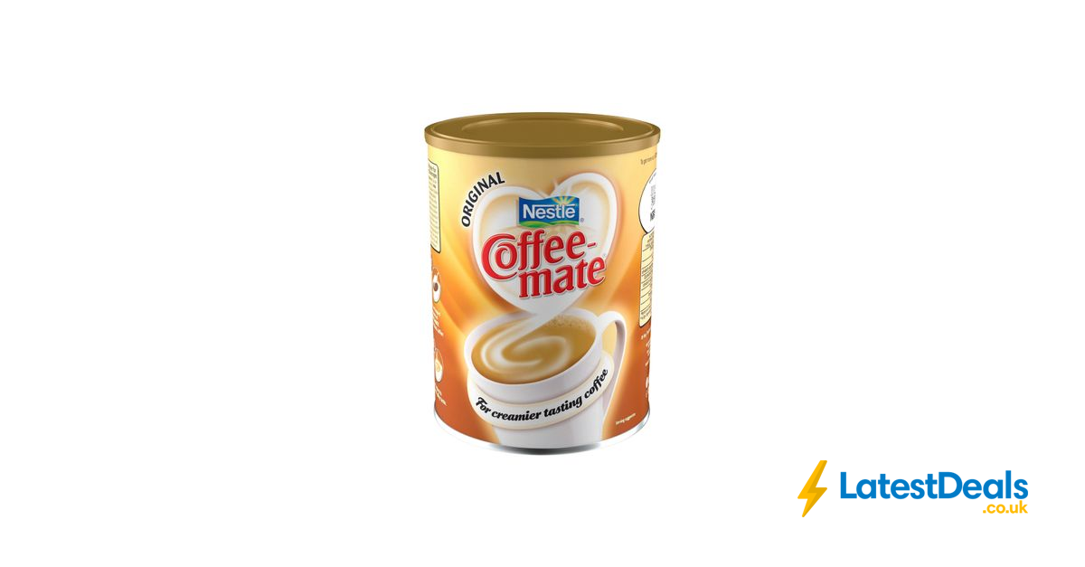 Large 1kg Tub For 350 Nestle Coffee Mate Coffee Whitener