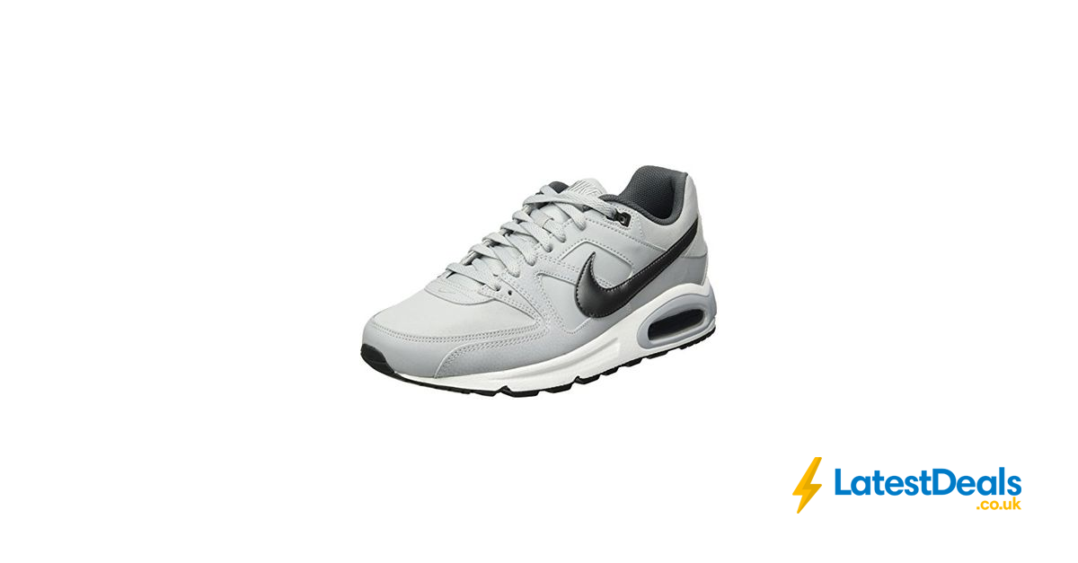 Nike Men's Air Max Command Leather Multisport Shoes (Sizes 7