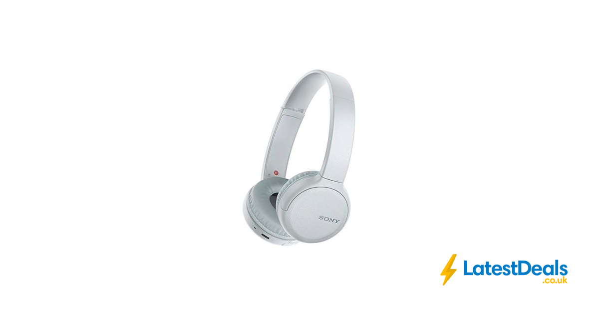 Sony Wh Ch510 Wireless Bluetooth Headphones With Mic 27 95 At Amazon Latestdeals Co Uk