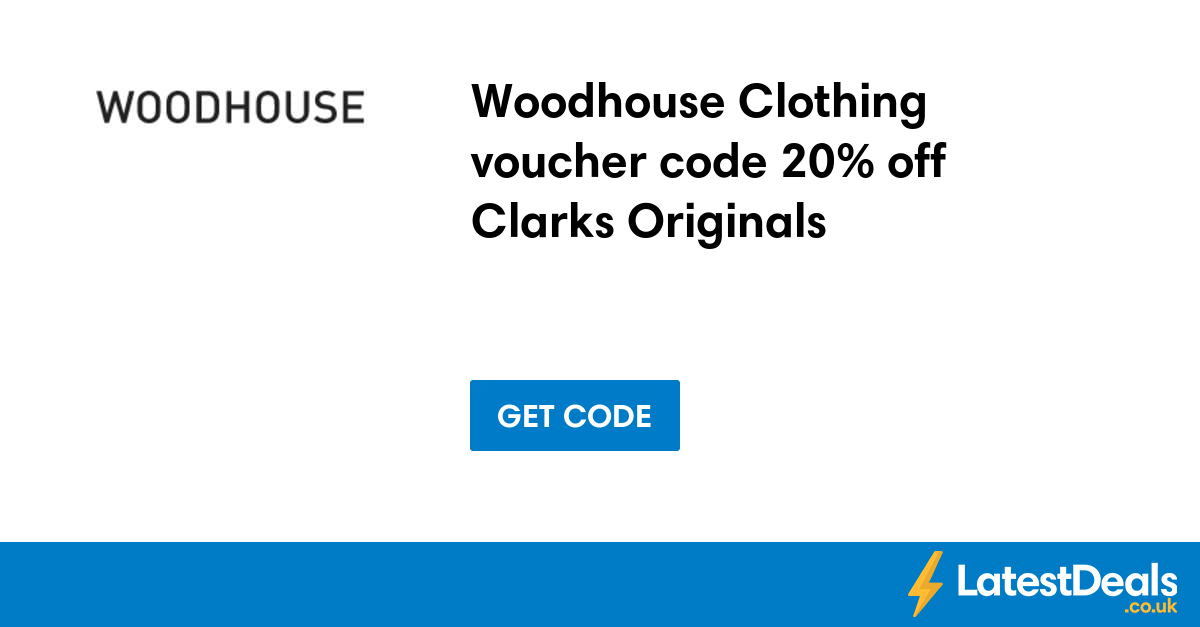 Find % working Woodhouse Clothing Discount Code & Voucher Codes, November Best deals savings with Woodhouse Clothing Promo Codes from unicornioretrasado.tk