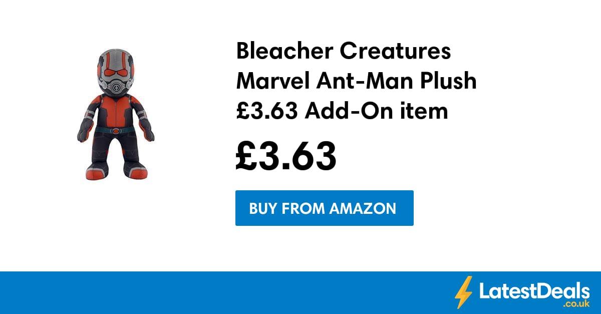 bleacher creatures marvel ant man plush add on item at amazon. Black Bedroom Furniture Sets. Home Design Ideas