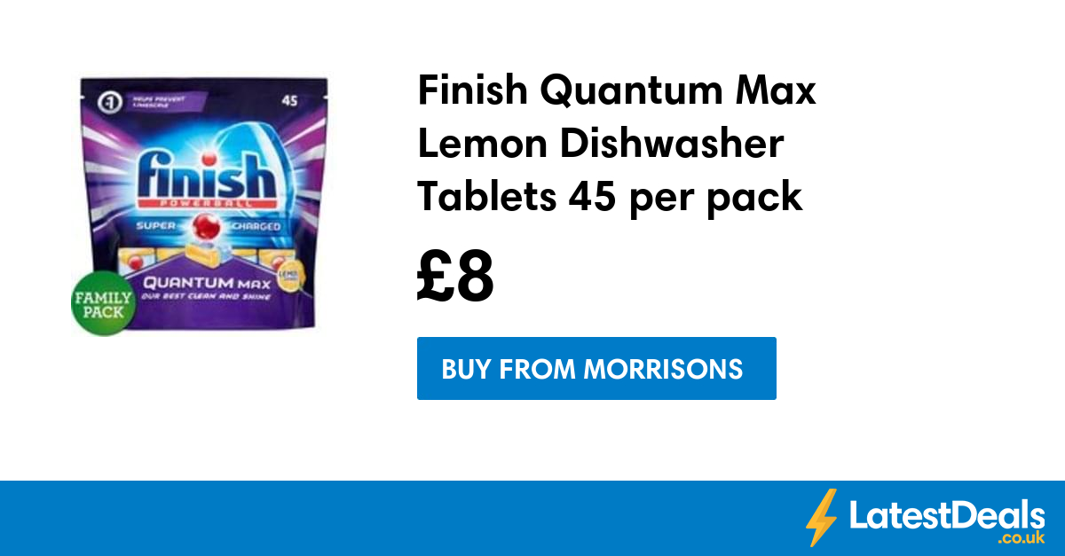 Dishwasher tablets freebies