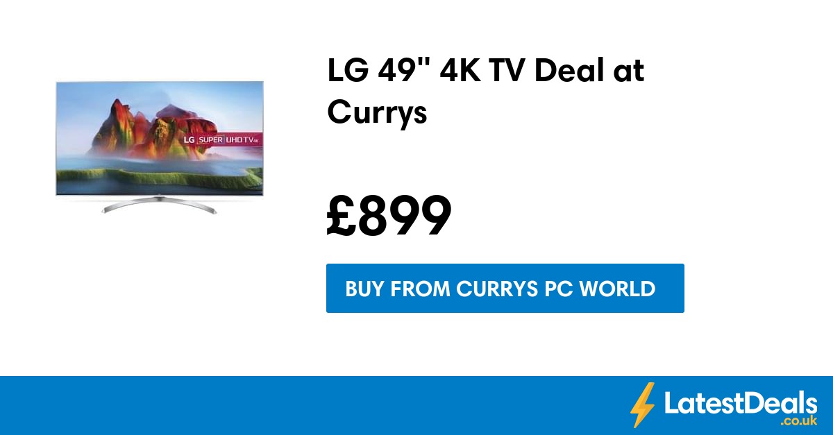 19 tv deals uk