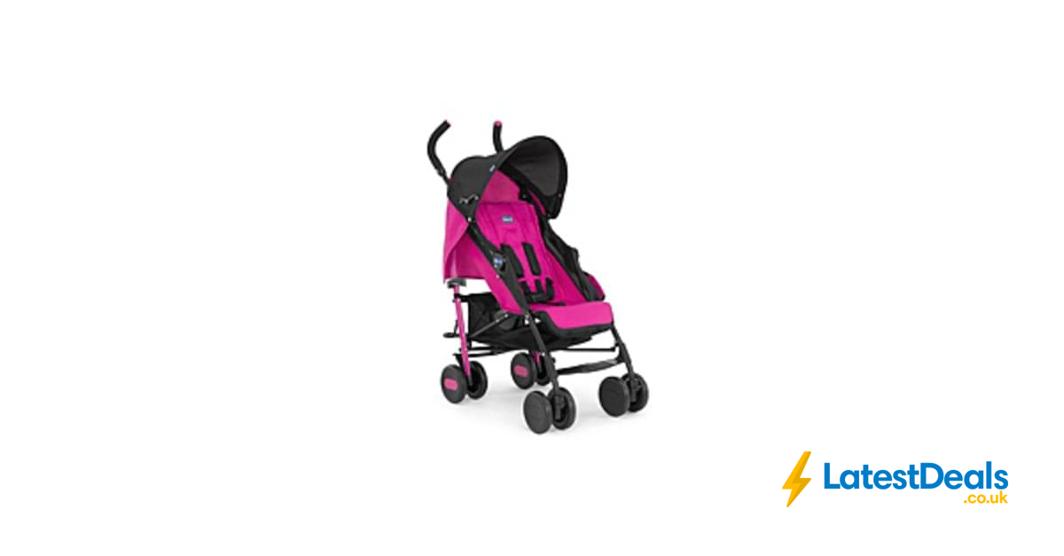 Chicco Echo Stroller Ibiza Save 40 Free C C 60 At Asda