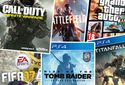 Popular PS4 Games undefineds